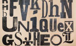 akzidenz grotesk schrift